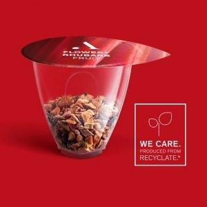 Heat resistant packaging
