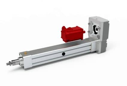 Linear motion: Servomech's mechatronic systems for production