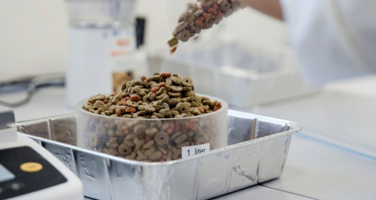 Pet Food Experience Center: learn, research and produce