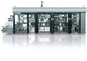 The Capsule filling machine UNIKA