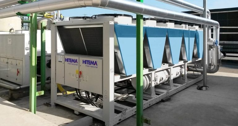 Efficient Chillers with customized solution: dynamic development and quick answer