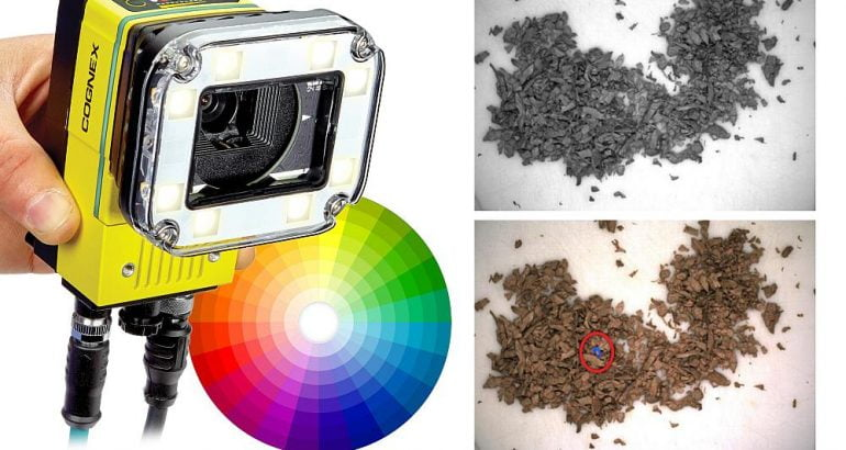 In-Sight D900 Color for automating color dependent inspection
