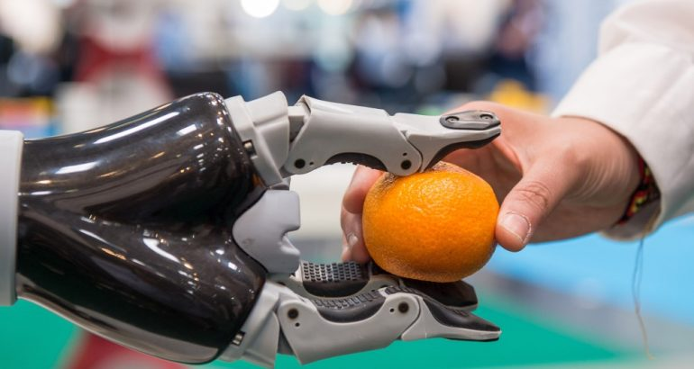 Professional service robots with increasing demand trend