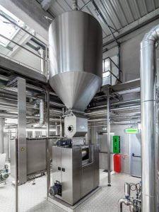 Whisky process technology GEA MILLSTAR