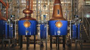 Whisky process technology