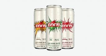 CACTI agave spiked seltzer from Travis Scott and Anheuser Busch