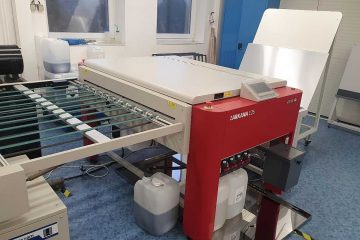 Ecological solution for thermal printing plates in packaging industry