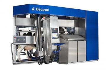 Dairy farming, the future with VMS V300 the innovative milking robots