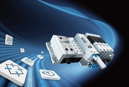 Flexible pick and place: positioning using Festo Motion Terminal