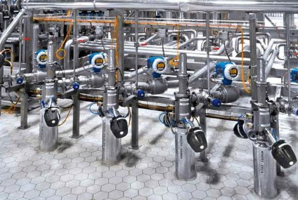 GEA VARICOVER reduces water consumption with less product losses