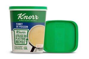 Bouillon powder packaging