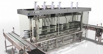 Keg filler systems: Innokeg Transomat and Innokeg CombiKeg by KHS