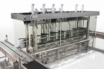 Keg filler systems: Innokeg Transomat and Innokeg CombiKeg by KHS