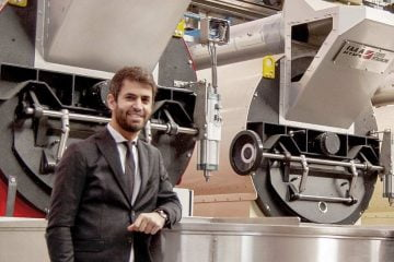 Coffee processing: Nicola Panzani is the new CEO for IMA Coffee Petroncini