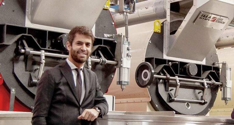 Coffee processing: Nicola Panzani is the new CEO for IMA Coffee Petroncini