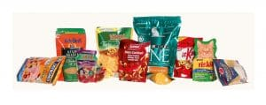 Recyclable PE stand-up pouches