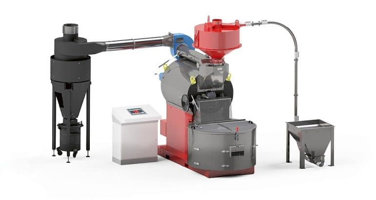 TTG 60 Roaster for small scale with the pleasure of artisan roasting