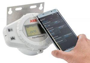 AquaMaster 4 flowmeter