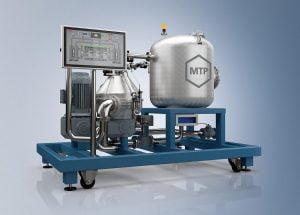 TwinCAT MTP module