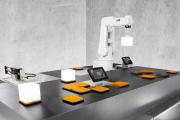 ACOPOS 6D for magnetic levitation in food and beverage production