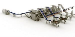 Flexible packaging for poultry