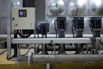 Grundfos system pumps for HVAC and water boosting: comfort at 100%