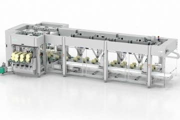 Sigpack TTMD cartoner: more flexibility with integrated Delta robots