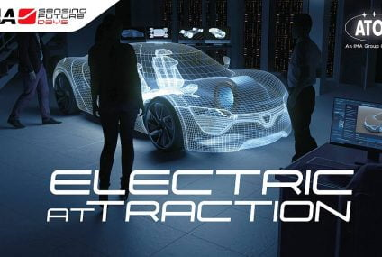 ELECTRIC atTRACTION by ATOP: production lines for electric motors