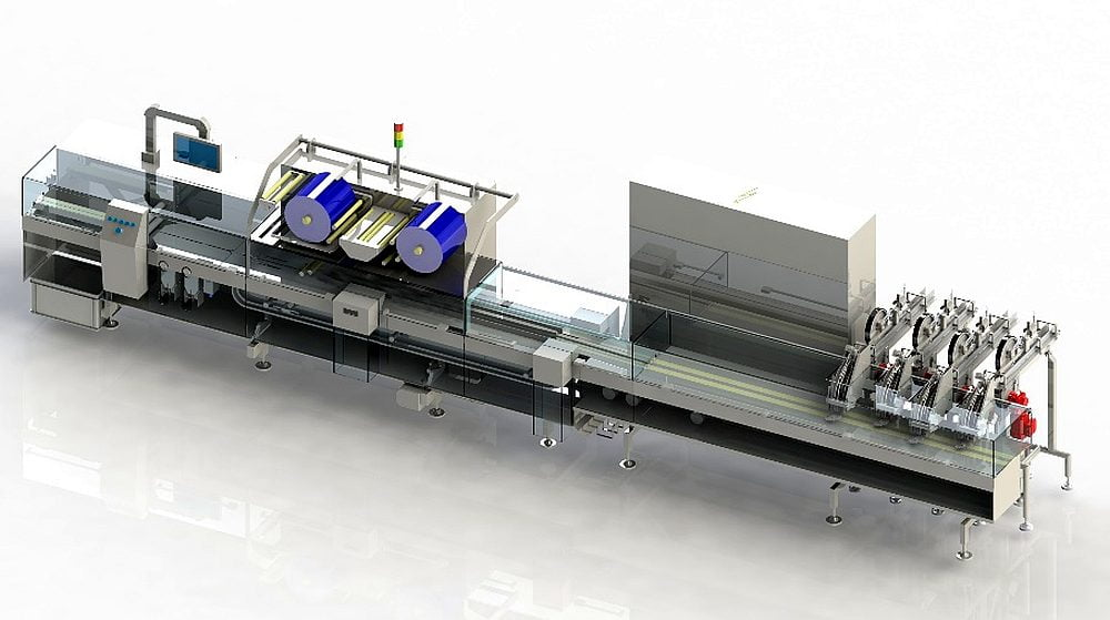 Flexible packaging solution