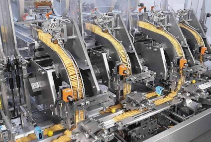 Flexible packaging solution for Japanese biscuit and cracker manufacturer