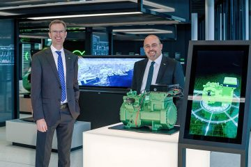 Martin Büchsel Chief Sales and Marketing Officier for BITZER
