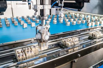 Plug and play format change: flexibility in packaging machines