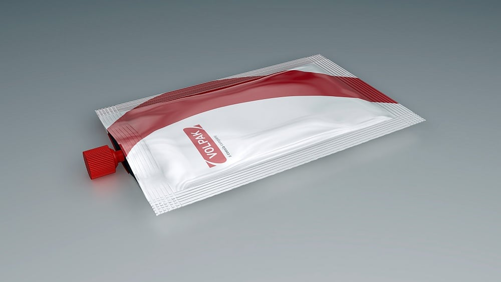 Pouches flexible packaging