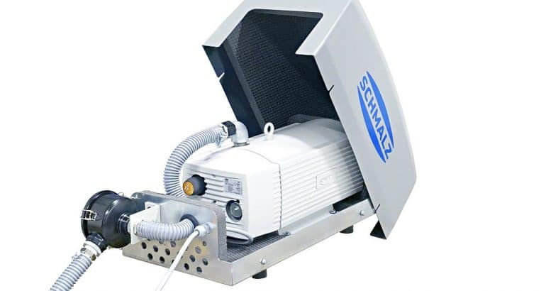 Silencer box for vacuum pumps: accessory for JumboFlex series