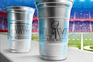 Sustainable beverage packaging: the Ball Aluminum Cups™ in the Big Game