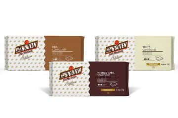 Van Houten Professional 100% sustainably-sourced cocoa for Indonesia