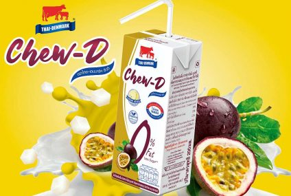 Yoghurt drinks with combiblocMini: aseptic filling for Thailand market