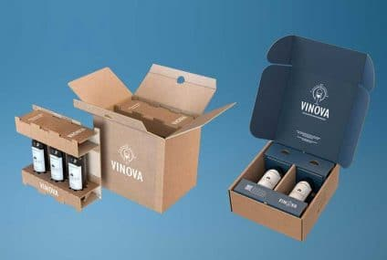 eBottle packaging solution for the growing online beverage market