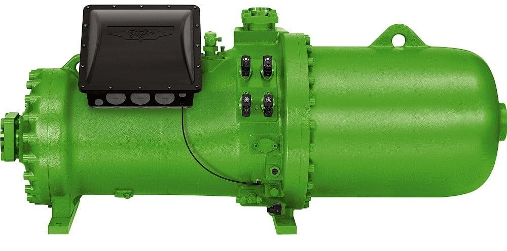 CSH screw compressors