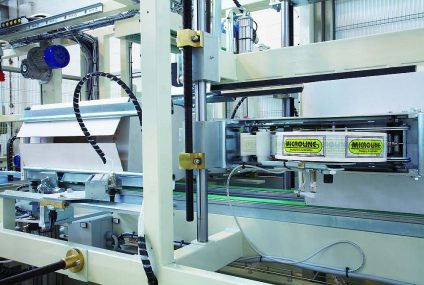 End of line packaging solutions: partnership Microline-Paperdì