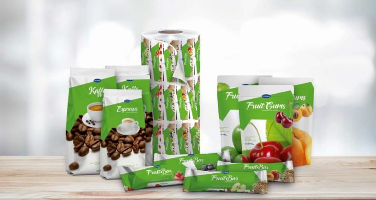 Flexible packaging partnership: print and pack with waterbased pigment inkjet