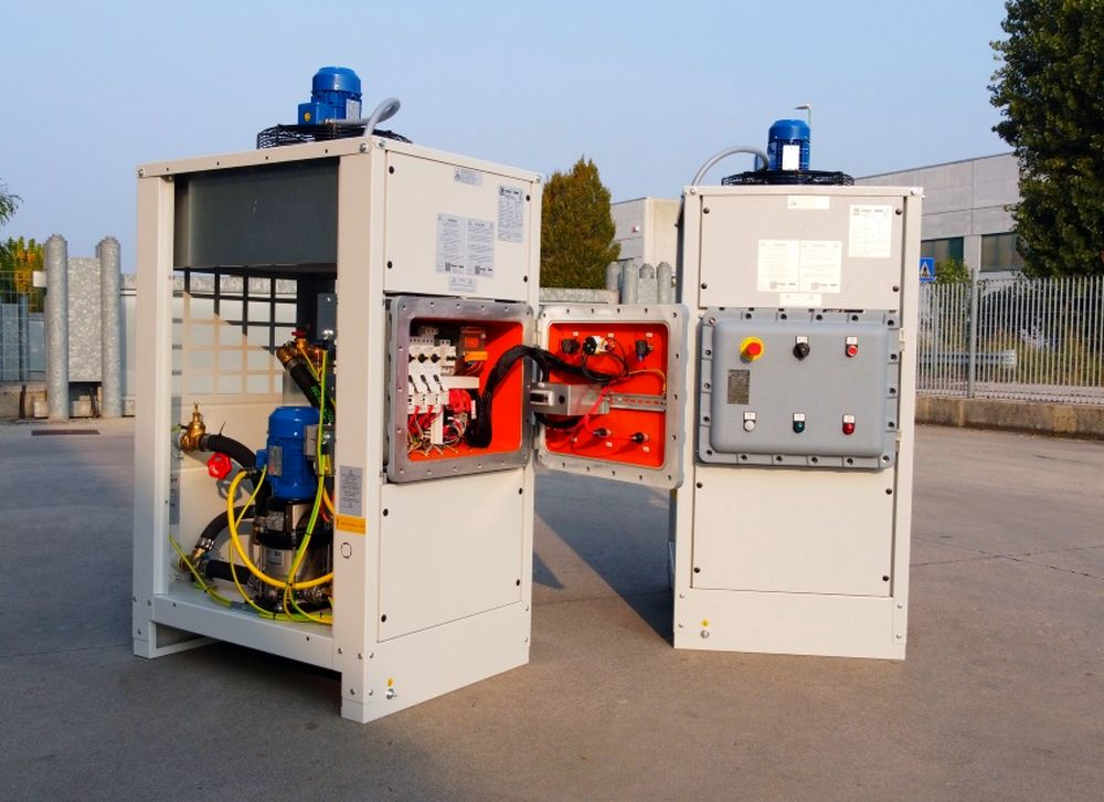 HVAC industrial solutions