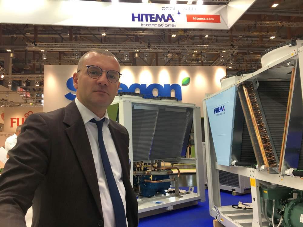 Maurizio Burba, General Manager for Hitema