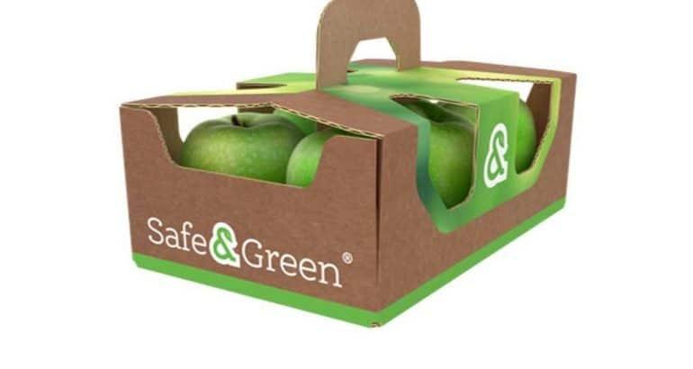 Innovative punnet packaging: paper based for fresh produce market