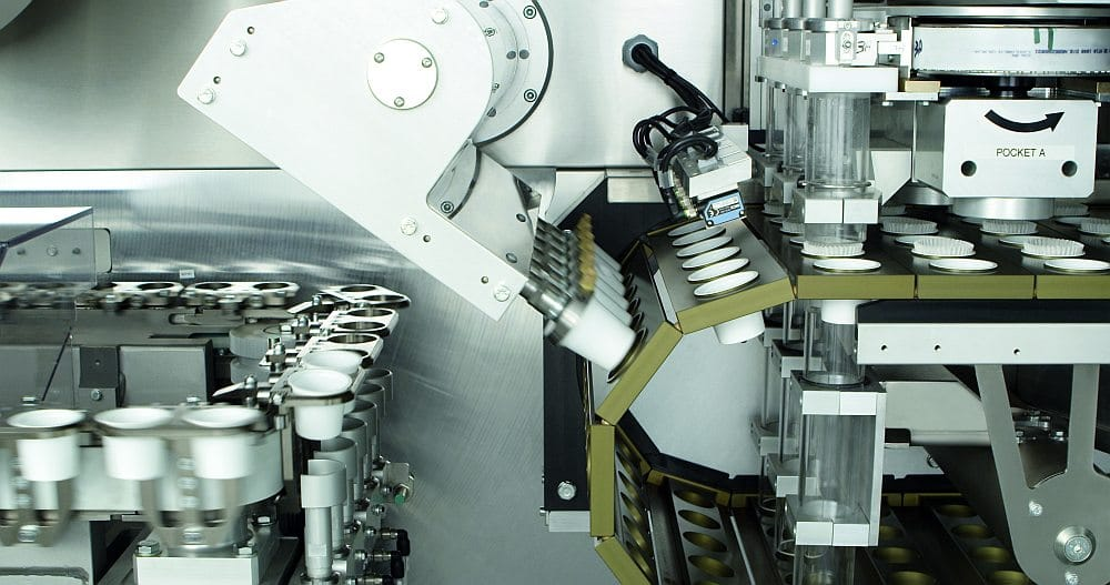 coffee processing and packaging