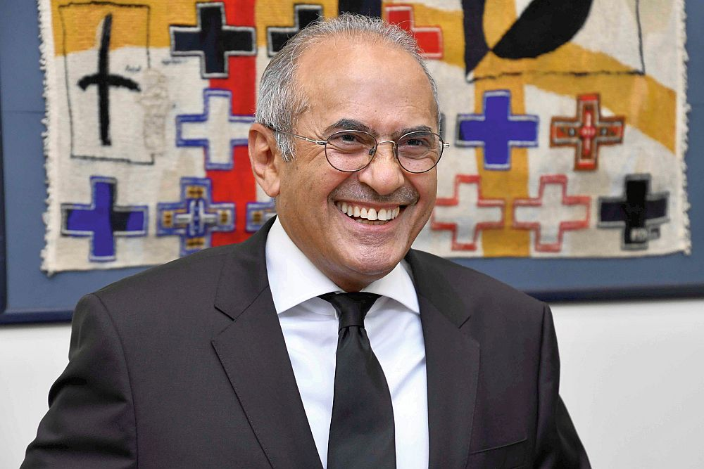Sheikh Mohammed Mussallam