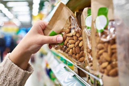 Compostable adhesive solution for flexible packaging toward circular economy