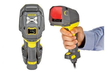 DataMan 8700 handheld readers, built for harshest manufacturing environments