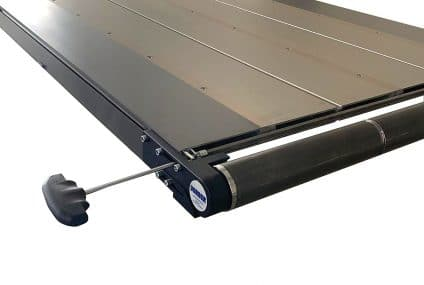 2200 XL Series Conveyor with a wider width designed for European market