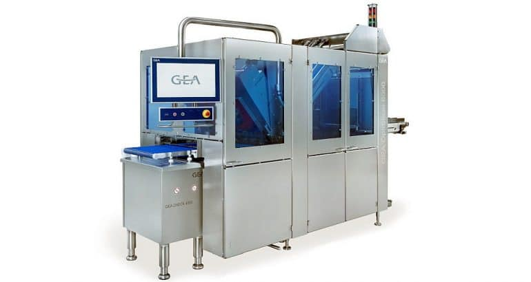 GEA OptiSlicer 6000 for meat and cheese: higher productivity, less downtime